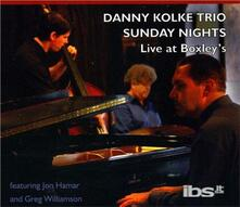 Sunday Nights - CD Audio di Danny Kolke