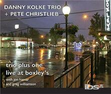 Trio Plus One-Live at - CD Audio di Danny Kolke