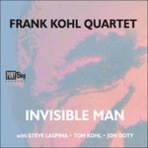 Invisible Man - CD Audio di Frank Kohl