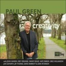 Creativity - CD Audio di Paul Green