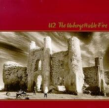 The Unforgettable Fire - CD Audio di U2