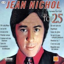 Le Top 25 - CD Audio di Jean Nichol