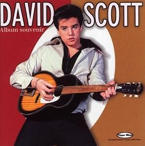 Album Souvenir - CD Audio di David Scott