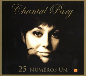 25 numeros un - CD Audio di Chantal Pary
