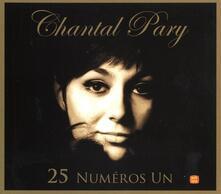 25 numeros un - CD Audio di Chantal Pary