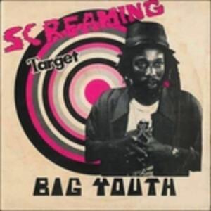 Screaming Target - CD Audio di Big Youth