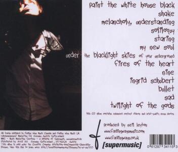 Blacklight Skies - CD Audio di Neil Leyton - 2