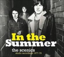 In the Summer. Studio Recordings 1977-78 - CD Audio di Scenics