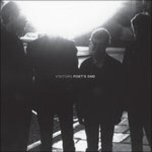 Poets End - Vinile LP di Visitors