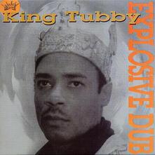 Explosive Dub - CD Audio di King Tubby