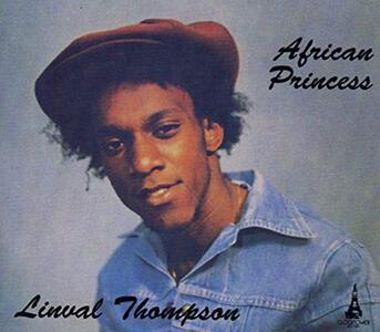 African Princess - CD Audio di Linval Thompson