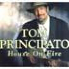House on Fire - CD Audio di Tom Principato