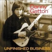 Unfinished Business - CD Audio di Danny Gatton