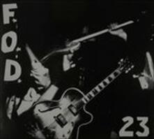 23 - CD Audio di Flag of Democracy