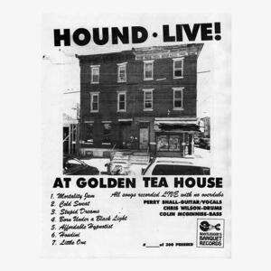 Live! At Golden Tea House - Vinile LP di Hound