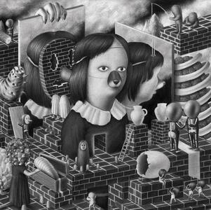 Nerve - Vinile LP di Psychic Teens