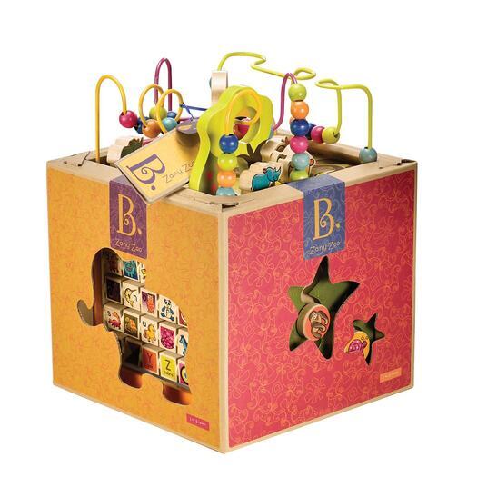 B.Toys giochi in Legno Bx1004Z. Zany Zoo - 3