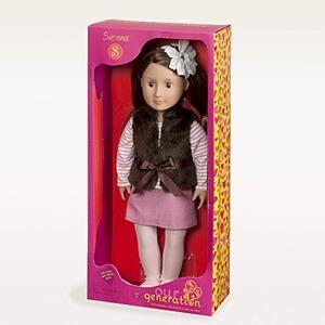 OG Dolls BD31022Z. Bambola Sienna