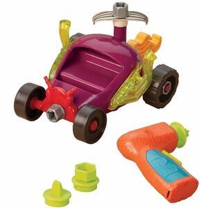 Build-A-Ma-Jigs Racecar - 7