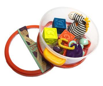 B.Toys Baby Bx1386Z. Playtime Set