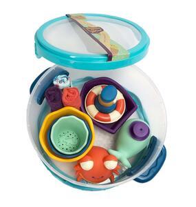 B.Toys Baby Bx1387Z. Tub Time Set - 2