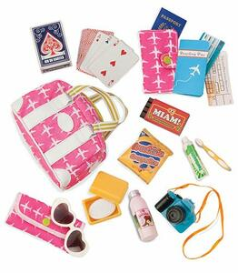 Bon Voyage Travel Set. Set Da Viaggio