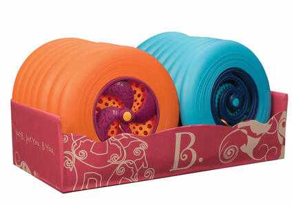 B.Toys giochi da spiaggia Bx3151Gtz. Disc-Oh! Frisbee