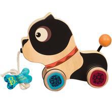B.Toys giochi in Legno Bx1392Z. Happy Go Puppy. Cagnolino Legno