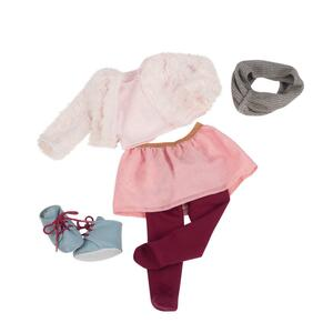 Our Generation Bd30223Z. It'S Snow Snuggly. Outfit Invernale
