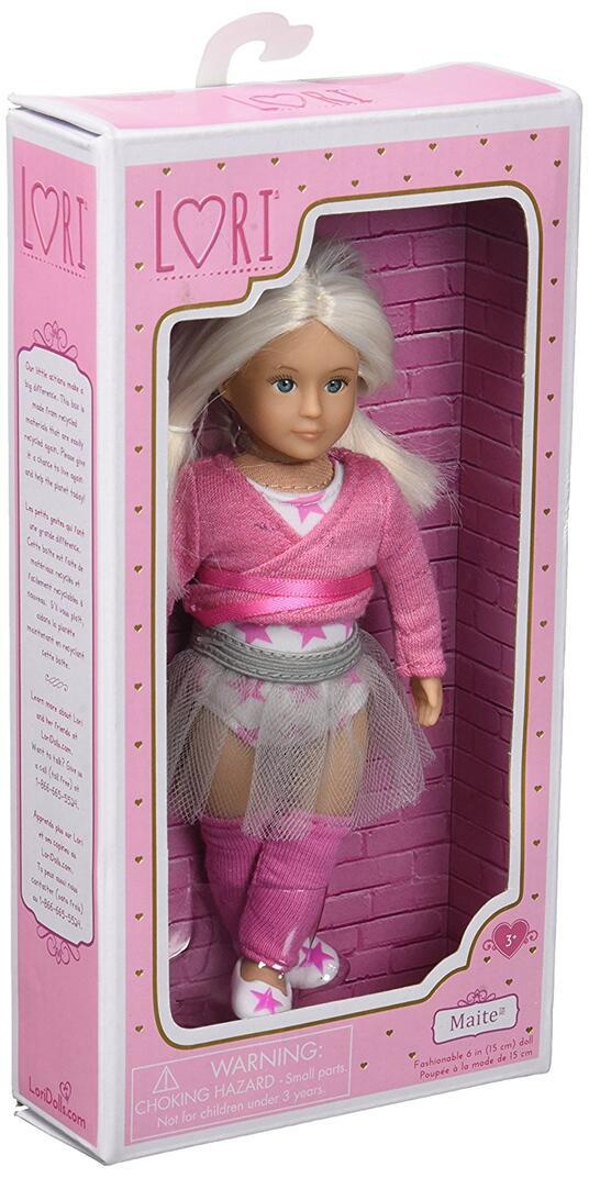 Lori Bambole Maite Ballet Doll - 3