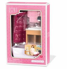 Lori Luxury Bathroom Set
