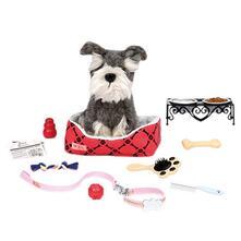 Pet Care Play Set. Tolettatura Puppy. Our Generation (Bd37327Z)