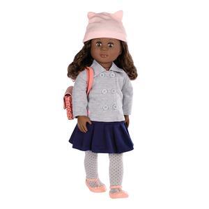 Our Generation Bd30277Z. Class Act Outfit- Primo Giorno Di Scuola