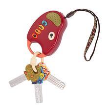 Musicali Funkeys Lights & Sounds Toy Keys For Kids