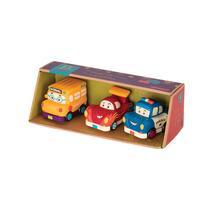 Mini Wheee-Is Set Bus & Cars