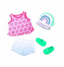 Og Dolls BD30337Z Vestiti. Dreaming Up A Rainbow Outfit