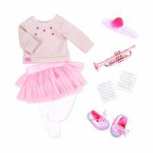 Og Dolls BD30308Z Vestiti. Musical Outfit