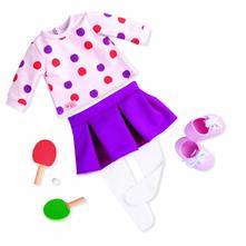 Og Dolls BD30312Z Vestiti. Ping Pong Outfit
