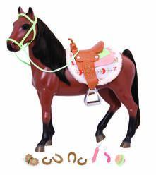 Og Dolls BD38031Z Cavalli. Buckskin Horse. Grande