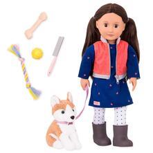 Og Dolls Bd31201Z. Leslie. Doll & Pet