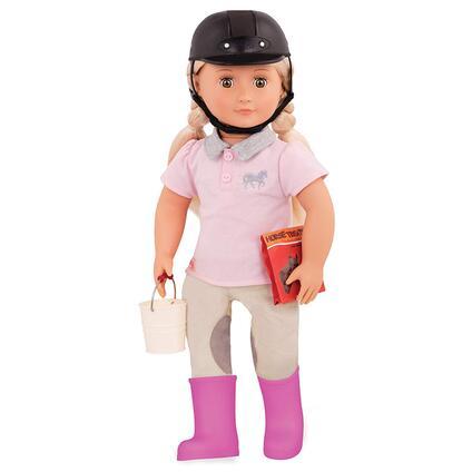 Og Dolls Bd31192Z. Tamera. Riding Doll