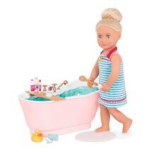 Og Dolls Bd37473Z. Og Bath Tube And Bubbles Set