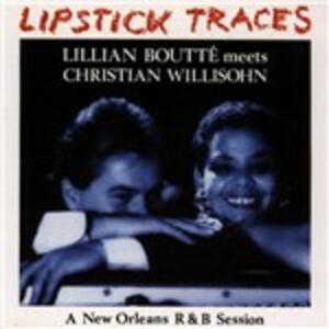 Lipstick Traces - CD Audio di Lillian Boutté