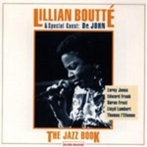 The Jazz Book - CD Audio di Lillian Boutté