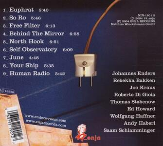 Human Radio - CD Audio di Enders Room - 2