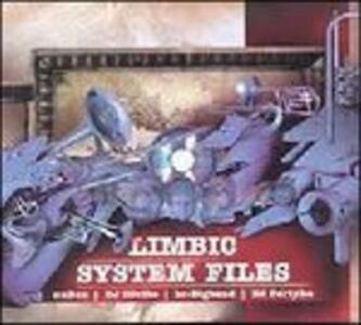 Limbic System Files - CD Audio di Nubox