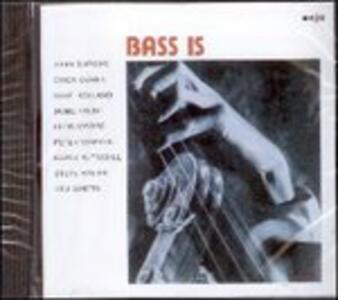 Bass Is - CD Audio di John Surman
