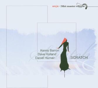 Scratch - CD Audio di Kenny Barron,Dave Holland,Daniel Humair