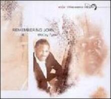 Remembering John - CD Audio di McCoy Tyner