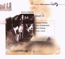 What if? - CD Audio di Kenny Barron
